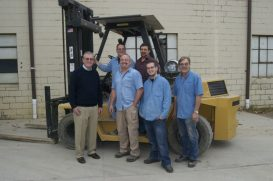 Our staff with well over 100 years of combined experience.